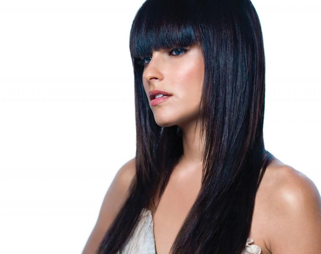 Красивые стрижки для длинных волос 2012-2013