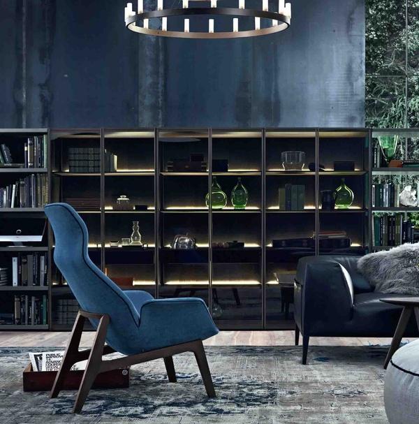 Современный дизайн мебели для стильных интерьеров 2013