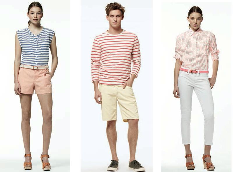 Коллекция одежды Весна-Лето 2013 от GAP