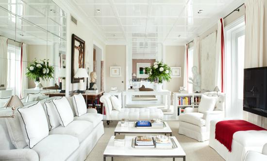 Дизайн интерьера в современном стиле от Luis Bustamante
