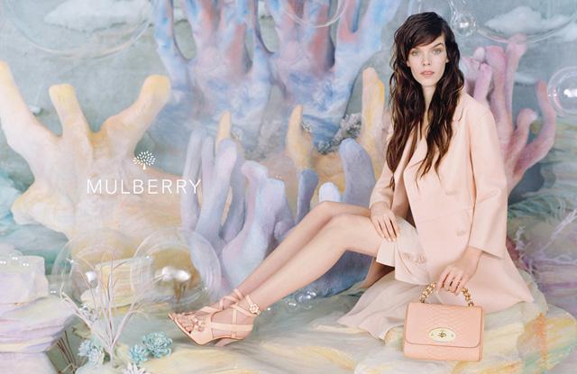 Модные сумки Весна-Лето 2013 от бренда Mulberry