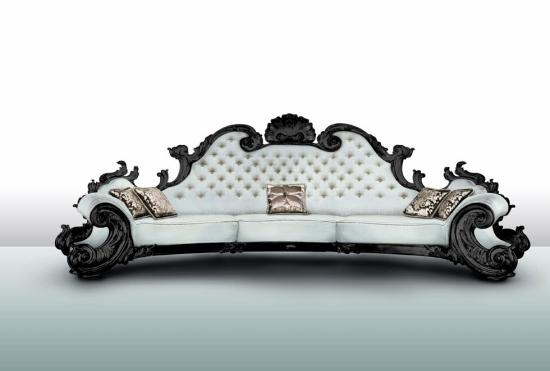 Итальянская эксклюзивная мебель ручной работы от Colombostyle