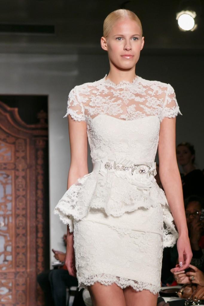 Jenny Packham самые модные свадебные платья 2013