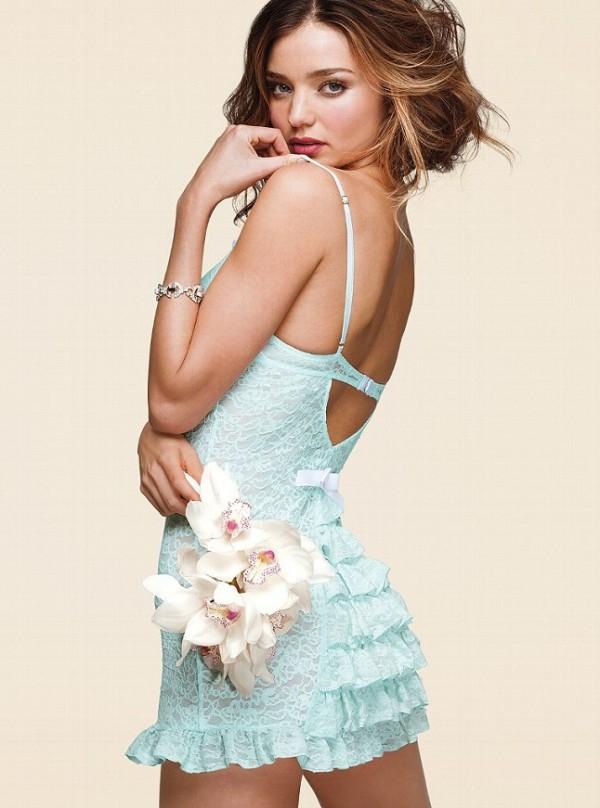 Коллекция свадебного нижнего белья от Victoria's Secret 2013