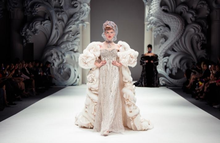 Yumi Katsura Самые модные свадебные платья 2013