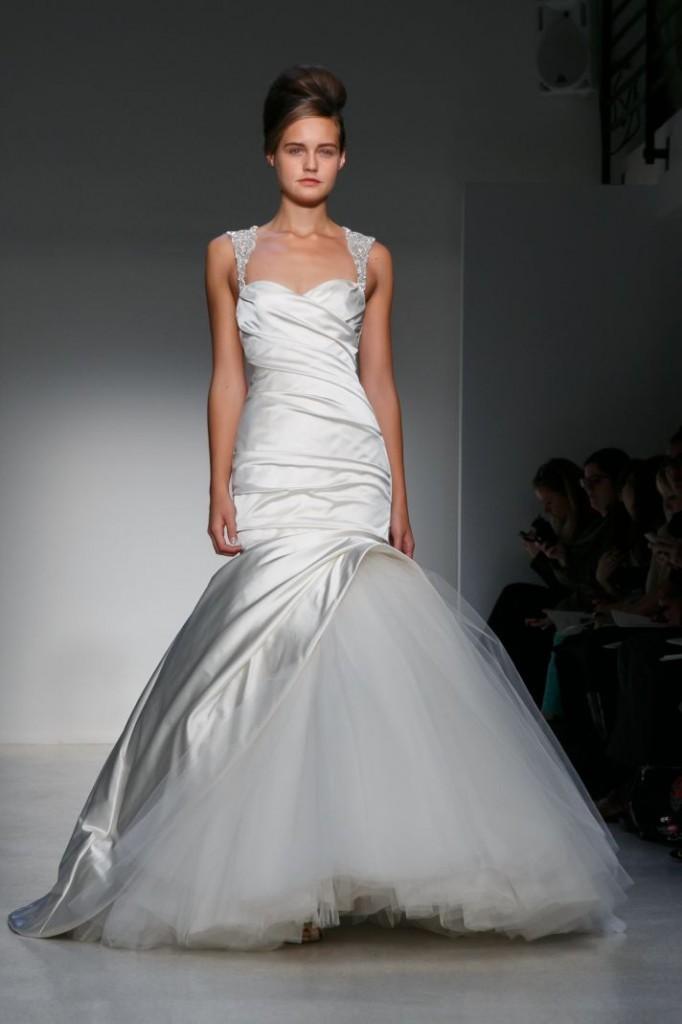 amsale Самые модные свадебные платья 2013