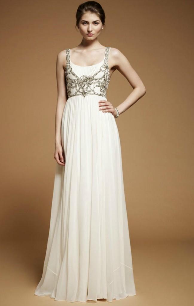 jenny-packham самые модные свадебные платья 2013