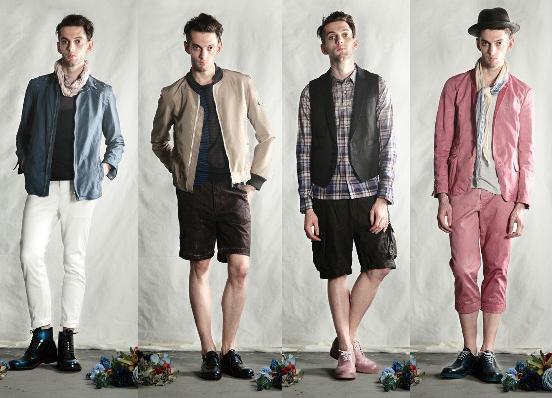 Мужская коллекция Весна-Лето 2013 от Diet Butcher Slim Skin