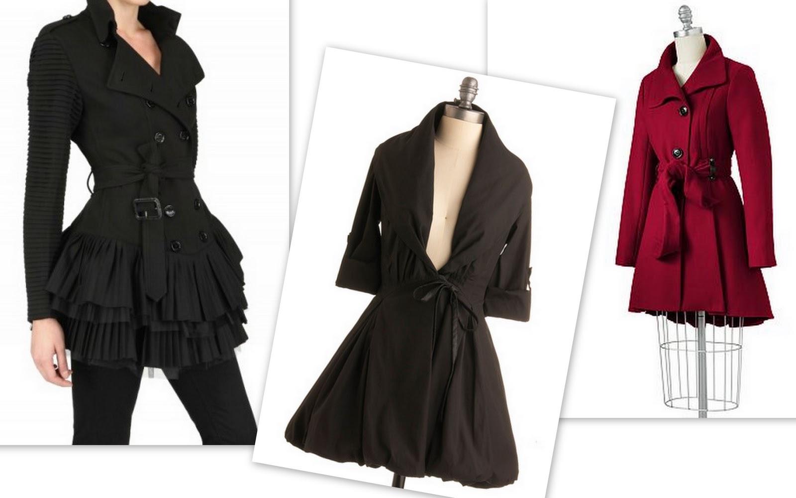 Модные тенденции пальто 2013 на Осень-Зиму