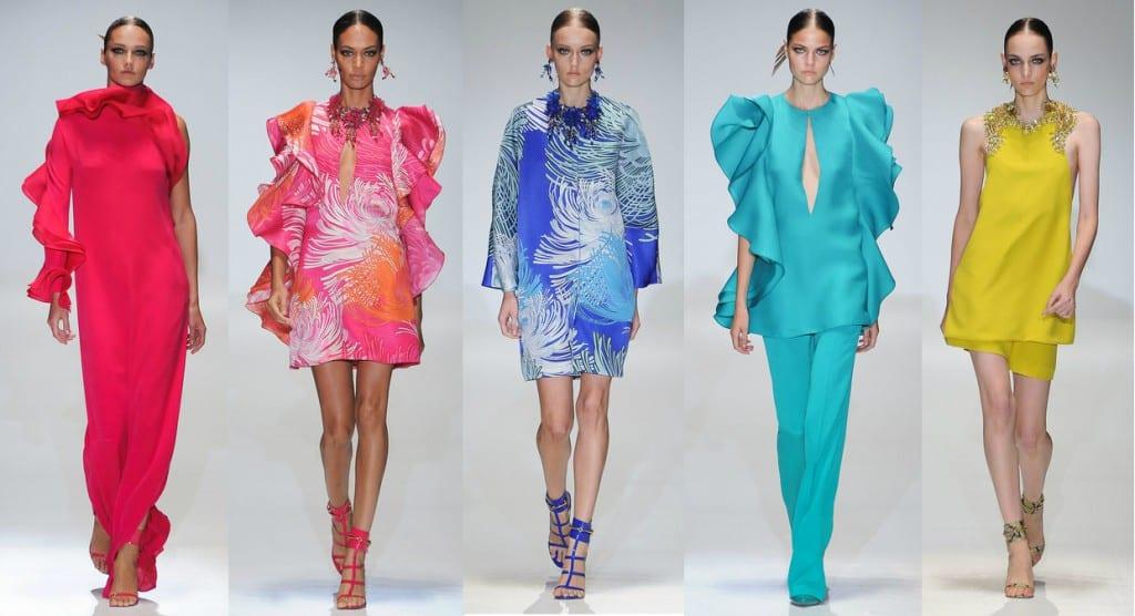 Gucci Коллекция Весна-Лето 2013 Ready-to-wear