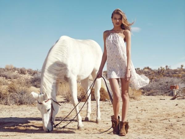 Модные образы на весну 2013 от Revolve Clothing