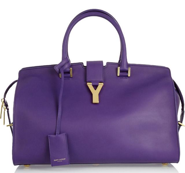 Saint-Laurent-Cabas-Tote самые популярные сумки весна-лето 2013