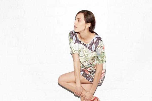 Lookbook Zara Весна-Лето 2013