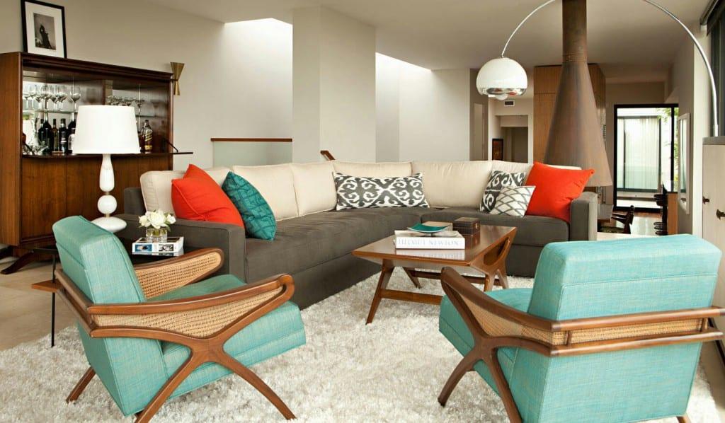 Простые эффектные идеи для украшения комнаты