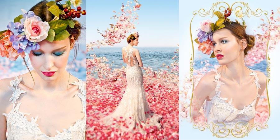 Ретро модели свадебных платье 2013 от Claire Pettibone