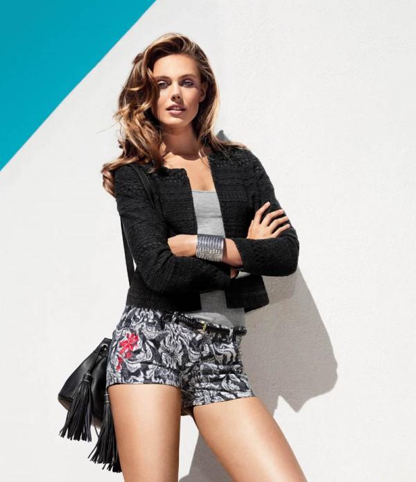 Рекламная Кампания H&M Весна-Лето 2013