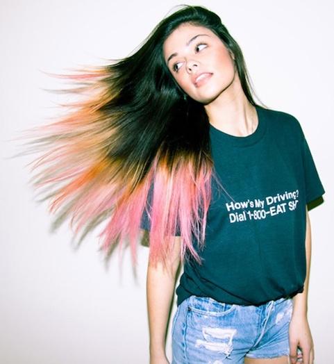 Cамый модный цвет волос 2013. Тенденции и тренды