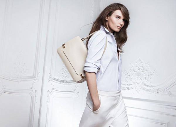 Модная брендовая сумка L от Lancel
