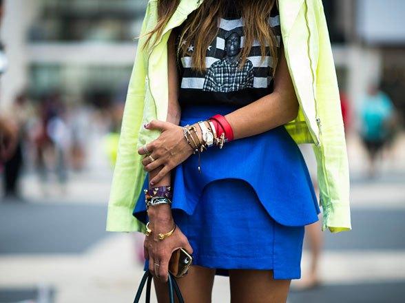 Модный тренд весна-лето 2013 - Баска