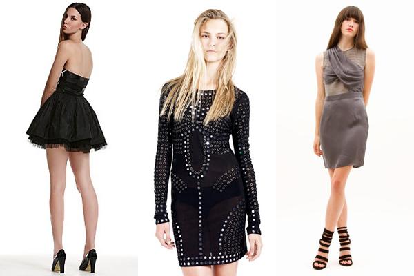 Лучшие дизайнерские платья для вечеринок 2013-2014