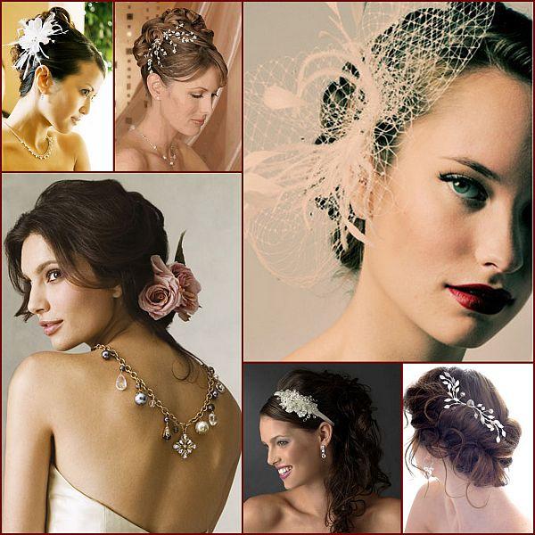 Свадебные аксессуары для невесты 2013