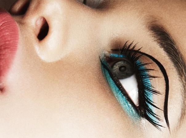 Вечерний макияж 2013 в стиле супер-героев