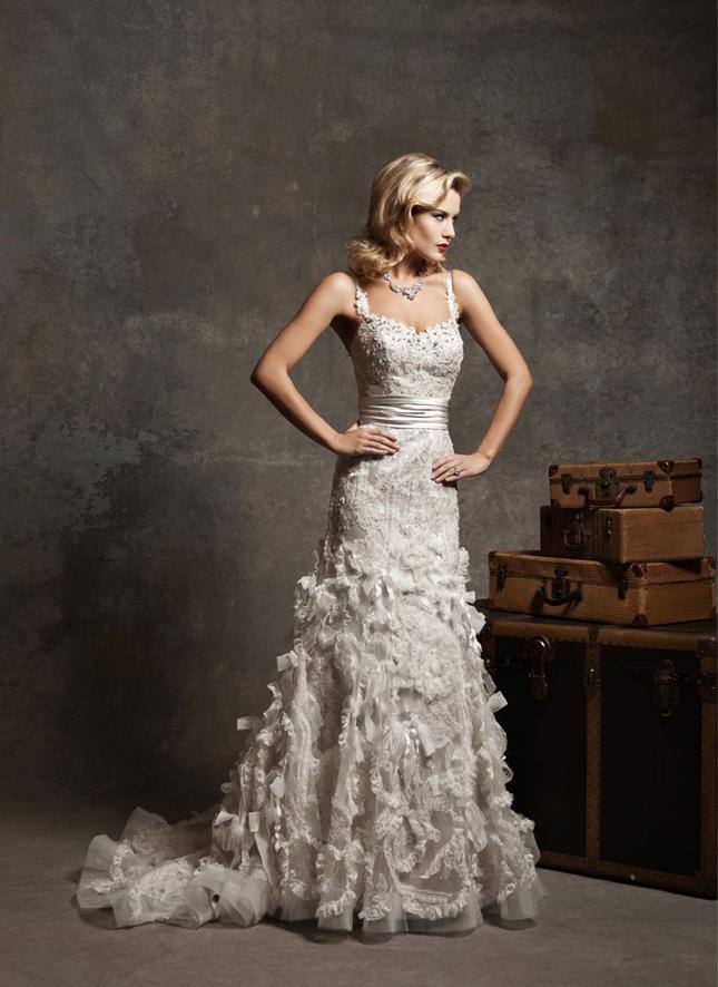 Коллекция свадебных платьев Justin Alexander 2013