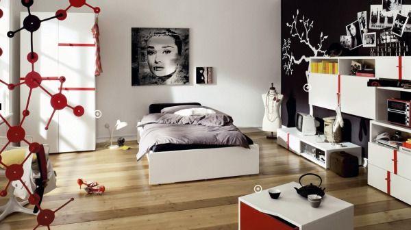Тематические идеи для комнаты подростка