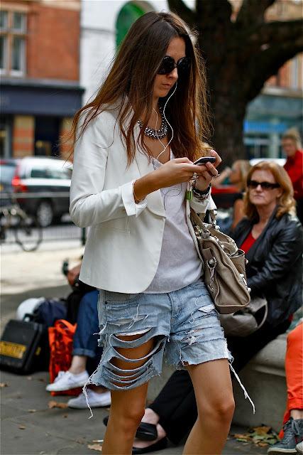 Must Have 2013: Женские джинсовые шорты