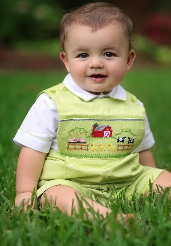 Летняя одежда для малышей 2013