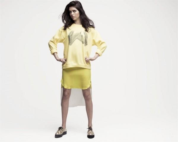 Модная женская одежда лето 2013 от LNA