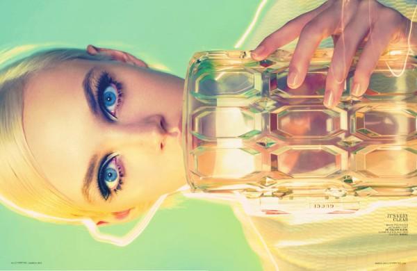 Тренды макияжа 2013 на сезон Весна-Лето