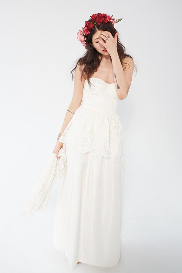 Новая коллекция свадебных платьев от Stone Fox Bride Весна-Лето 2013