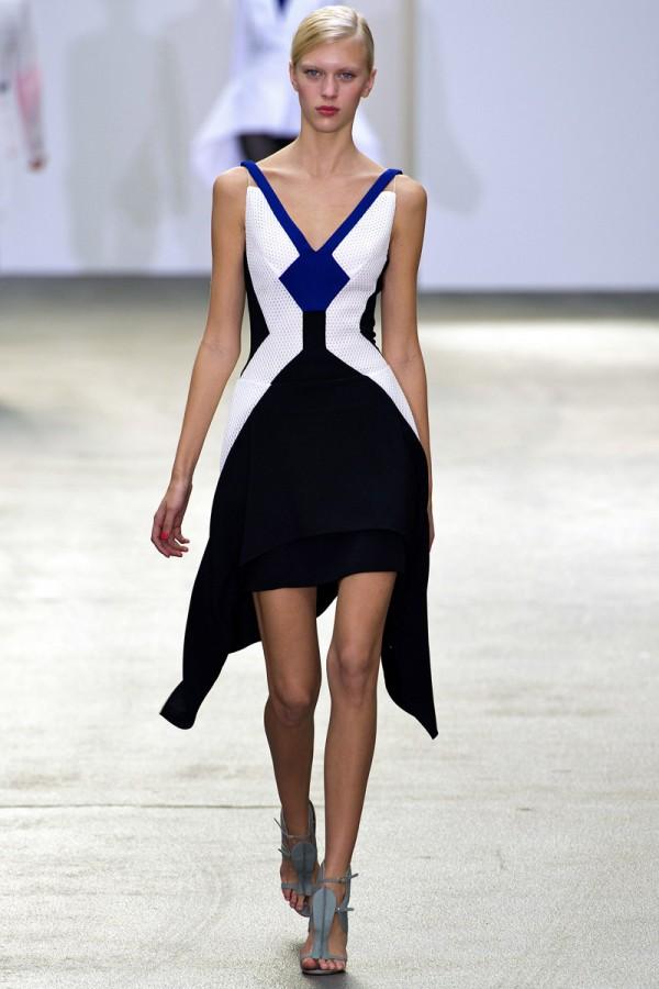 Трендовые платья на Весну-Лето 2013