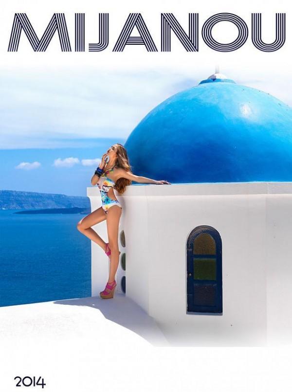 Купальники и пляжная одежда от Mijanou Весна-Лето 2014