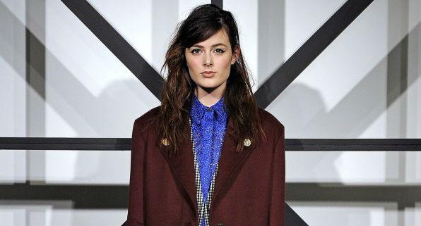 Коллекция женской одежды Fall-Winter 2013-2014 от Tanya Taylor