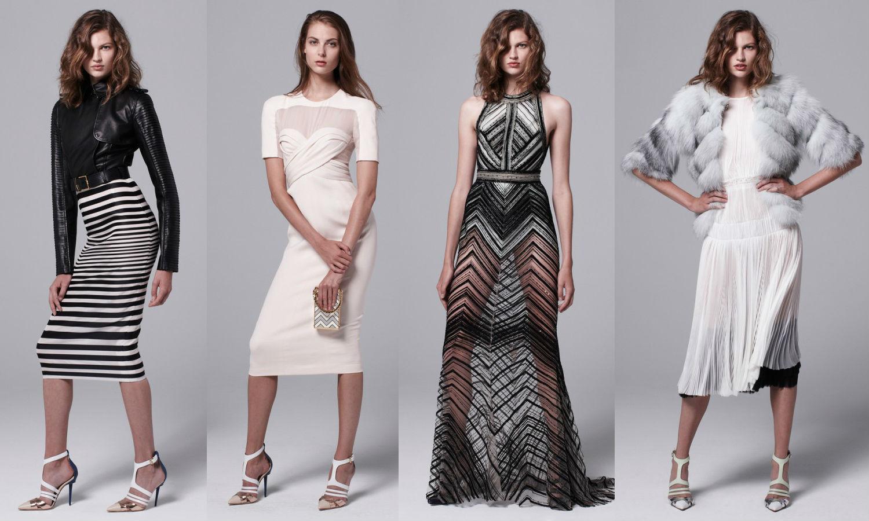 Летняя коллекция женской одежды от J. Mendel Resort 2014