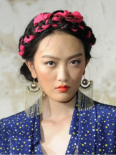 Модные летние образы 2013 с New York Fashion Week