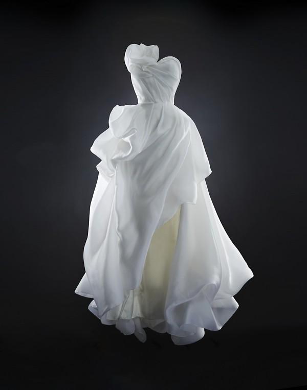 Стильные свадебные платья от Rubin Singer 2014 Bridal Collection