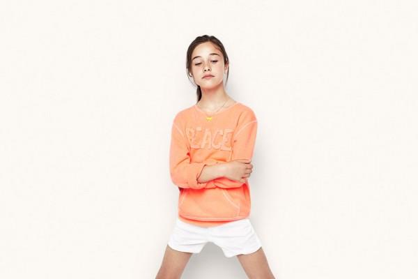 Детская одежда Zara Lookbook Лето 2013