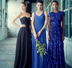 Коллекция свадебных платьев 2013 от J.Crew