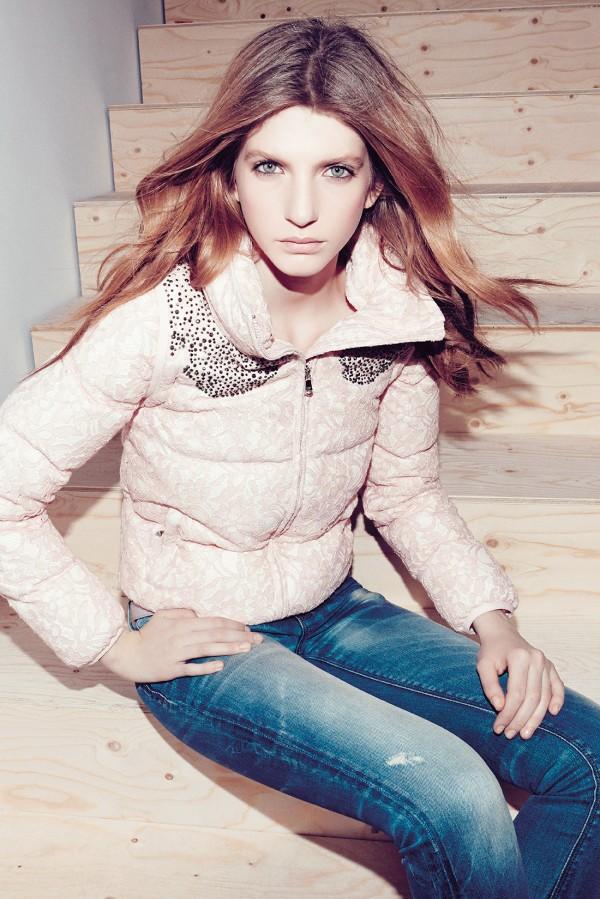 Шикарный зимний гардероб от Patrizia Pepe на сезон 2013-2014
