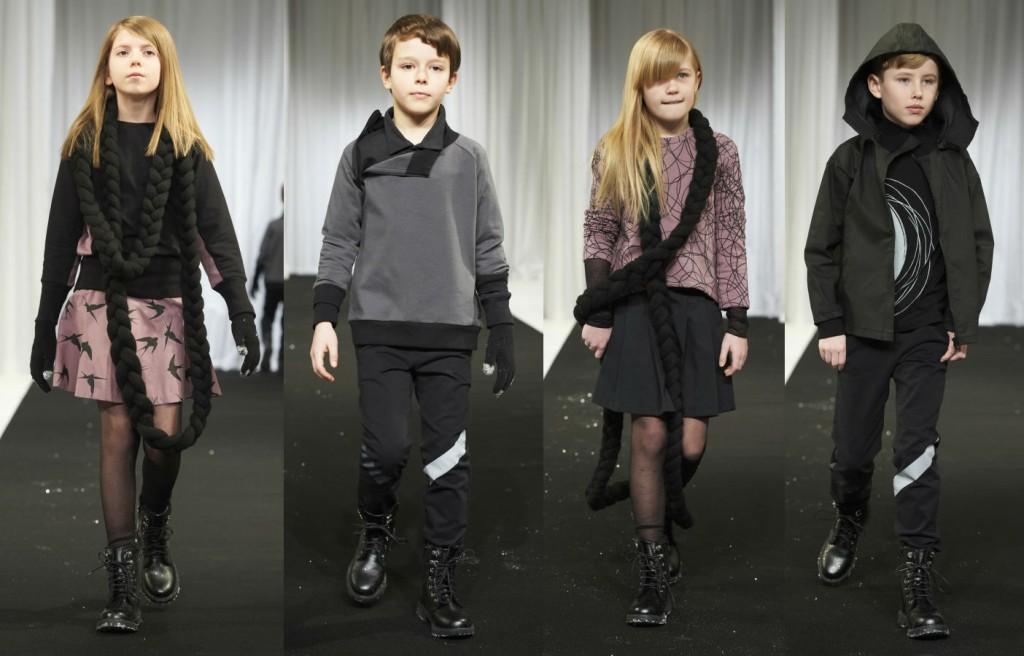 Новая детская коллекция от New Generals Осень-Зима 2013-2014