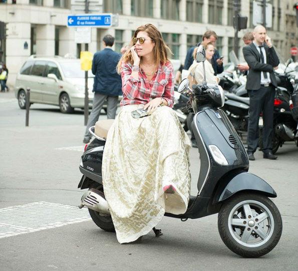 Вдохновение уличного стиля 2013 года уходящего летнего сезона