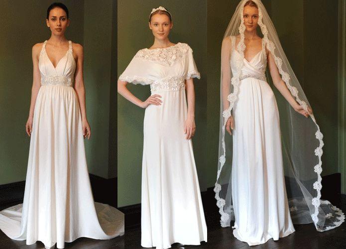 Свадебные платья от Temperley на Весну-Лето 2014