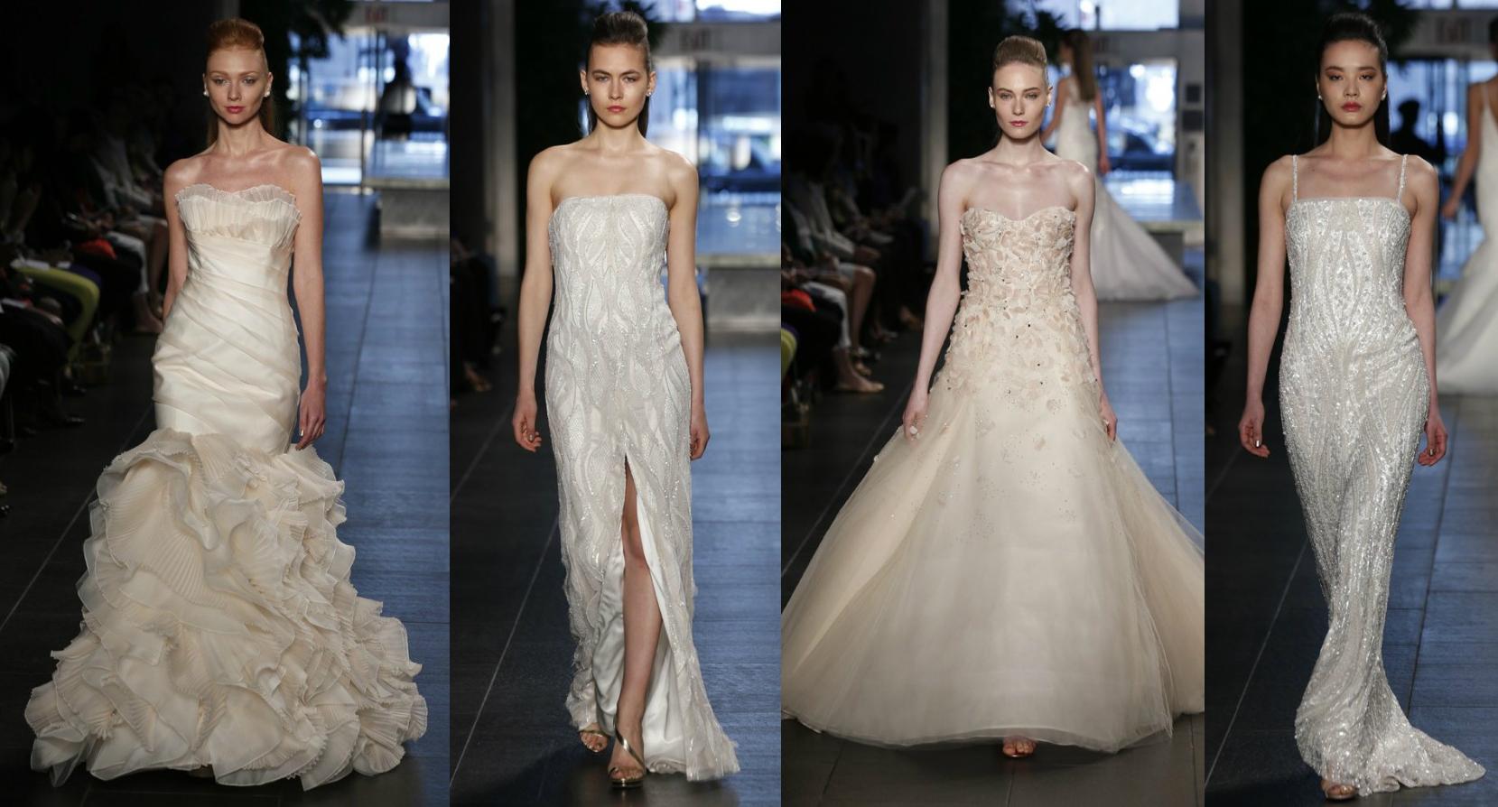 Свадебные платья 2014 от Rivini by Rita Vinieris Bridal на Весну-Лето