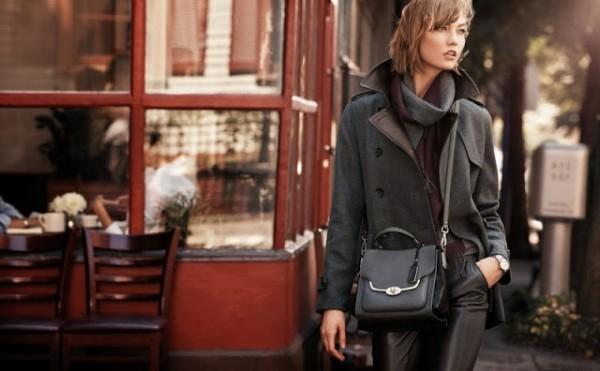 Коллекция женской одежды 2013-2014 от бренда Coach