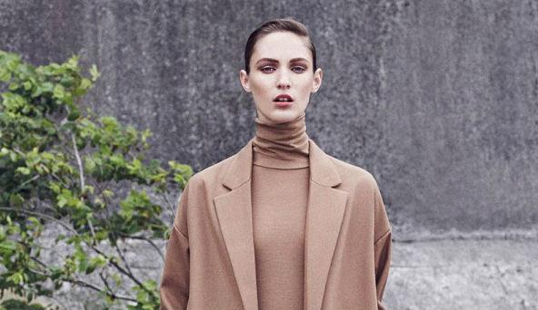 Модные женские пальто от EMEZA Fall-Winter 2013-2014