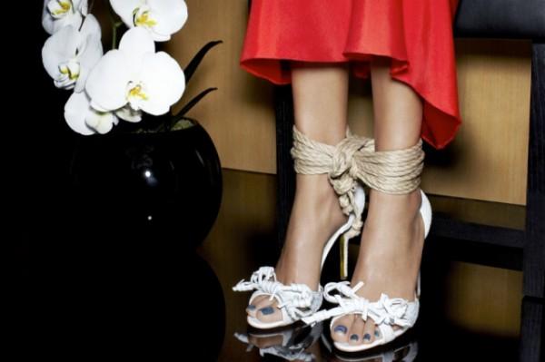 Коллекция женской обуви Rupert Sanderson Fall-Winter 2013-2014