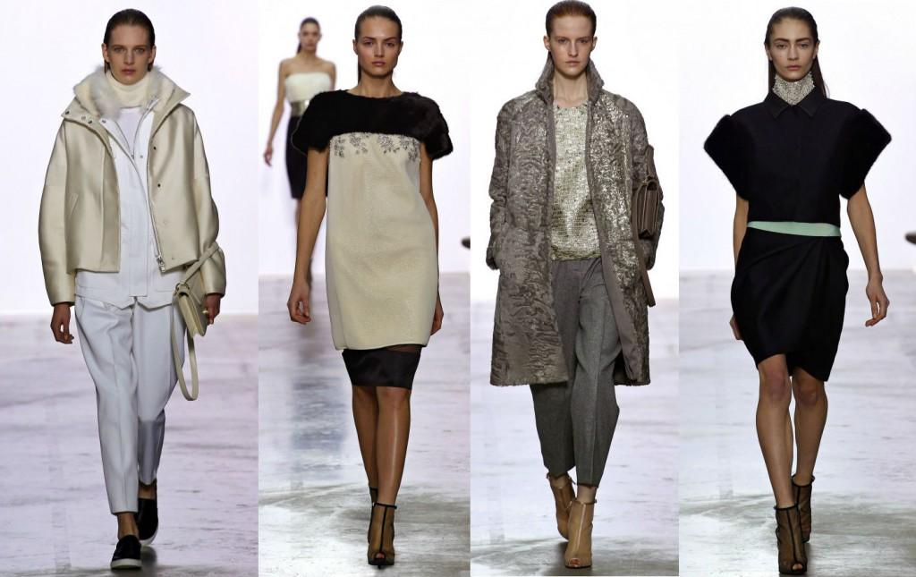 Женская одежда осень-зима 2013-2014 от Giambattista Valli